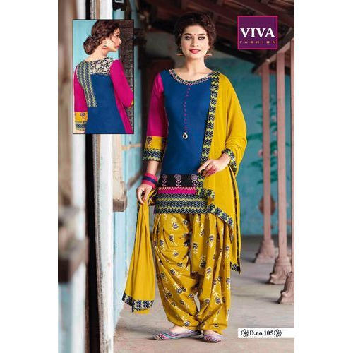 a79f2c8946 Women's Patiala Suit at Rs 1500 /piece | पटियाला सूट ...