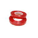 Double Sided Polyester Red Tapes