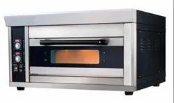 Livecook Single Deck Two Tray Oven