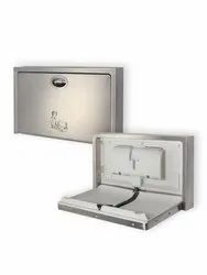 EDC3S Stainless Steel Baby Changing Station