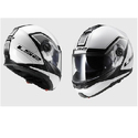Ls2 Strobe Motorcycle Helmet, Packaging Type: Box , Size: L