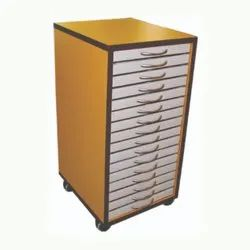 Portable Cabinet For Eyewear Optical Showroom