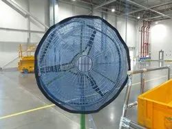 PVC Electric Wire Fan Mesh for Safety