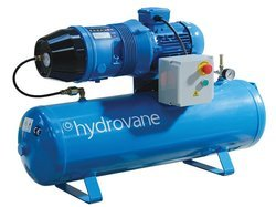 Rotary Vane Air Compressor