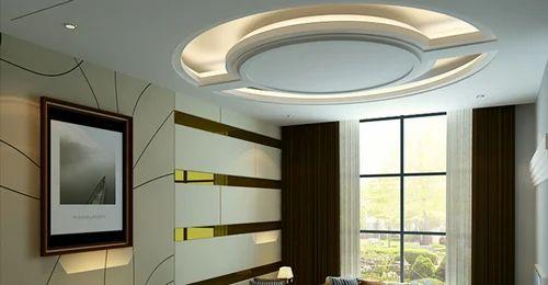 Frp False Ceiling Rs 55 Square Feet Galaxy Interior