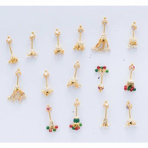6d67527ce Gold Bugdi, Weight: Upto 2.380 Gm, Arts N Jewels | ID: 19245084573