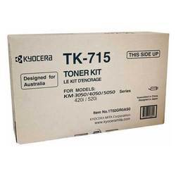 Kyocera Mita TK715 Toner Cartridge KM3050, KM4050, KM5050