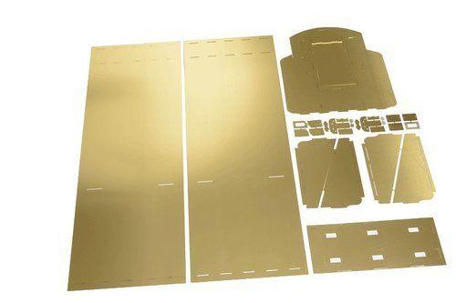 Brass Laser Cutting