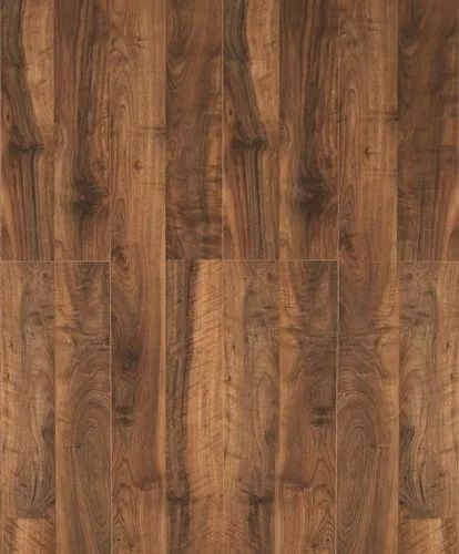 Pergo PU-3526 Classic Walnut Laminate Flooring, Size: 1288 x 196 x 8 mm