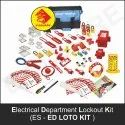 Electrical Department Lockout Kit