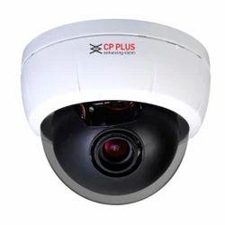 CCTV DOME CAMERA CP PLUS 2 MP, Usage: Indoor Use