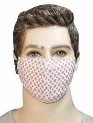 Branded Reusable Cotton Face Mask - Killer Brand, Number of Layers: 3