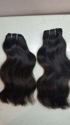 Short Straight Human Hair Extension