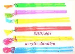 Acrylic Dandiya