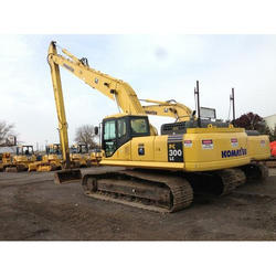 L&T Komatsu PC 300 Excavator