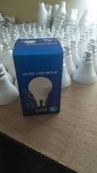 Warm White and Cool Daylight Round AC DC LED Bulbs - Inverter Bulb, 6 - 10 W