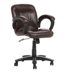 Workstation Brown Chair (The Delantal)