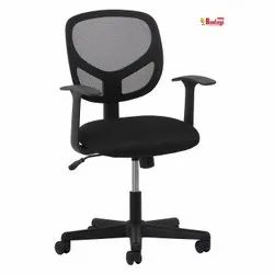 Rastogi Black Mesh Revolving Chair