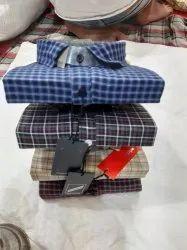 Men's Cotton Full Sleeves Shirt