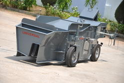 Kerb Laying Machine