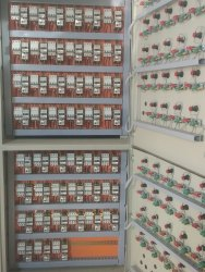 Motor Control Center ( MCC )  Panel