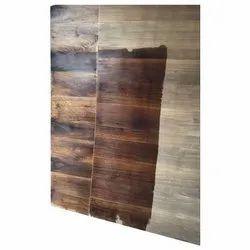 Brown Teak Wooden Centuryply Veneer Plywood, Size: 8' x 4'