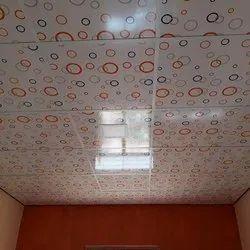PVC Ceiling Tiles Service
