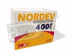 Norfloxacin Tablets 400 mg