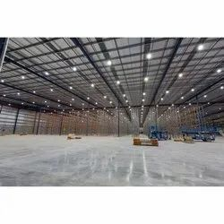 Commercial Projects Warehouse Construction Services