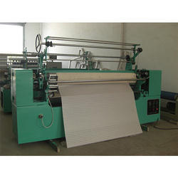 Fabric Pleating Machine