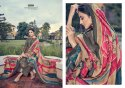 Gulshan Vol 3-Shree Fab Heavy Pasmina Dobby Printed Fancy Salwar Suits