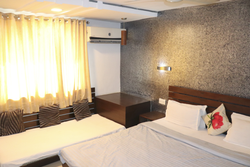 Treple Bed Super Deluxe Room