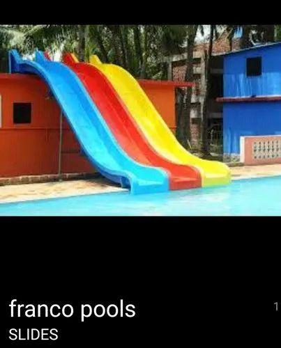 Swimming Pool Water Slides