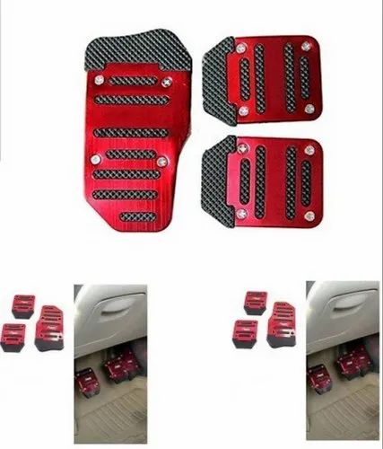 Car Pedal Kit for Clutch, Brake And Accelerator Pedal