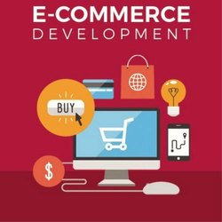 E-Commerce Application Development Service, With Online Support