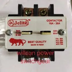 2 Pole Contactor LCH