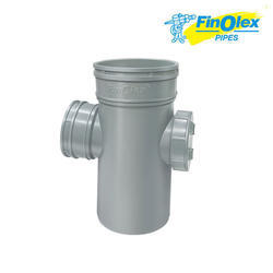 Plastic Finolex Reducing Tee Door