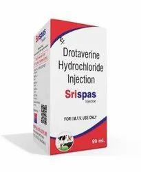 99 Ml Drotaverine Hydrochloride Injection