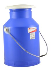 20 Ltr. S.S. Handle Plastic Milk Can