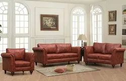 LRF New LEATHER SOFA SET, for Home