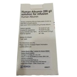 Kedrion Human Albumin 200 G/L Solution