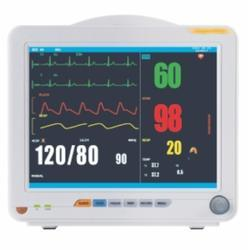 Multi Parameter Patient Monitor (Model No:-Aqua 12)