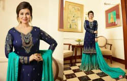 Sharara Designer Suit