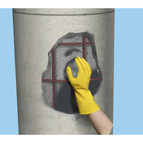 sika crack repair mortar