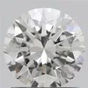 0.90ct Lab Grown Diamond CVD D VS2 Round Brilliant Cut HRD Crtified Type2A