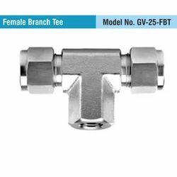 GV-25-FBT Female Branch Tee