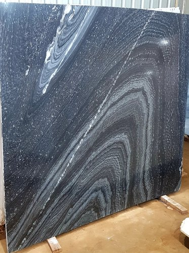 Mercury Black, Application Area: Flooring