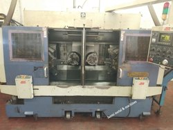 TWIN SPINDLE CNC LATHE  HWACHEON  ECO 2SP3.