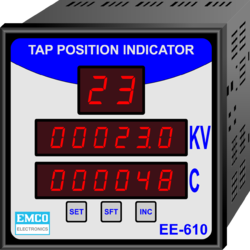 Tap Position Indicator