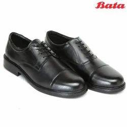 Bata Black Men's Formal Shoes, Size: 5-11 (UK)